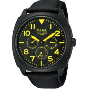 Pulsar PP6077X1 herenhorloge - Officiële Pulsar dealer - PP6077X1