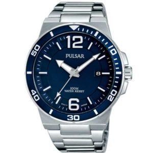 Pulsar PS9399X1 herenhorloge - Officiële Pulsar dealer - PS9399X1