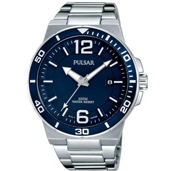 Pulsar PS9399X1 herenhorloge - Officiële Pulsar dealer - PS9399X1