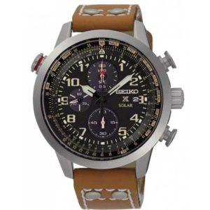 Seiko SSC421P1 solar horloge - Officiële Seiko dealer - Solar Seiko