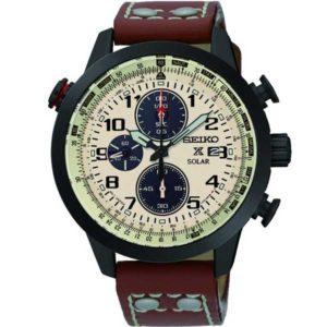 Seiko SSC425P1 solar horloge - Officiële Seiko dealer - Solar Seiko