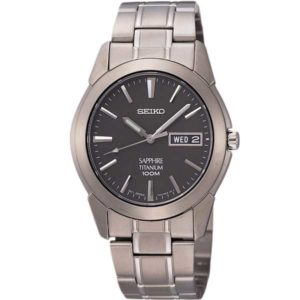 Seiko SGG731P1 titanium horloge - Officiële Seiko dealer - Topdealer