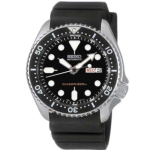 Seiko SKX007K1 Diver horloge - Officiële Seiko dealer - Topdealer