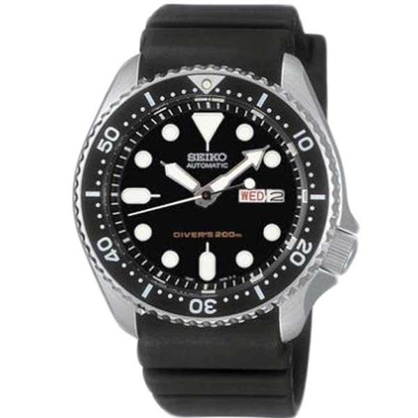 Seiko SKX007K1 Diver horloge - Officiële Seiko dealer - Topdealer
