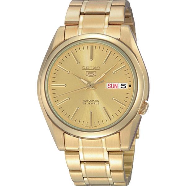 Seiko SNKL48K1 automaat horloge - Officiële Seiko dealer - Topdealer
