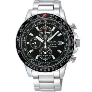 Seiko SSC009P1 solar horloge - Officiële Seiko dealer - Solar Seiko