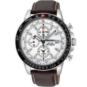 Seiko SSC013P1 solar horloge - Officiële Seiko dealer - Solar Seiko