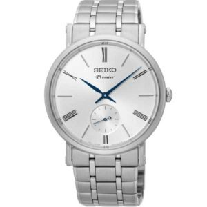 Seiko SRK033P1 Premier horloge - Officiële Seiko dealer - Topdealer - SRK033P1