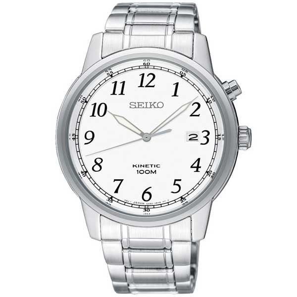Seiko SKA775P1 Kinetic horloge - Officiële Seiko dealer - SKA775P1