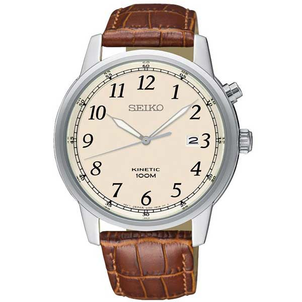 Seiko SKA779P1 Kinetic horloge - Officiële Seiko dealer - SKA779P1