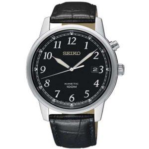 Seiko SKA781P1 Kinetic horloge - Officiële Seiko dealer - SKA781P1