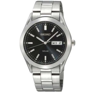 Seiko SNE039P1 solar horloge - Officiële Seiko dealer - SNE039P1