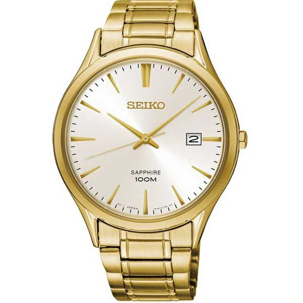Seiko SGEH72P1 horloge - Seiko dealer - SGEH72P1 - Myrwatches