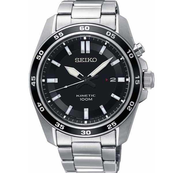 Seiko SKA785P1 Kinetic horloge - Officiële Seiko dealer - SKA785P1