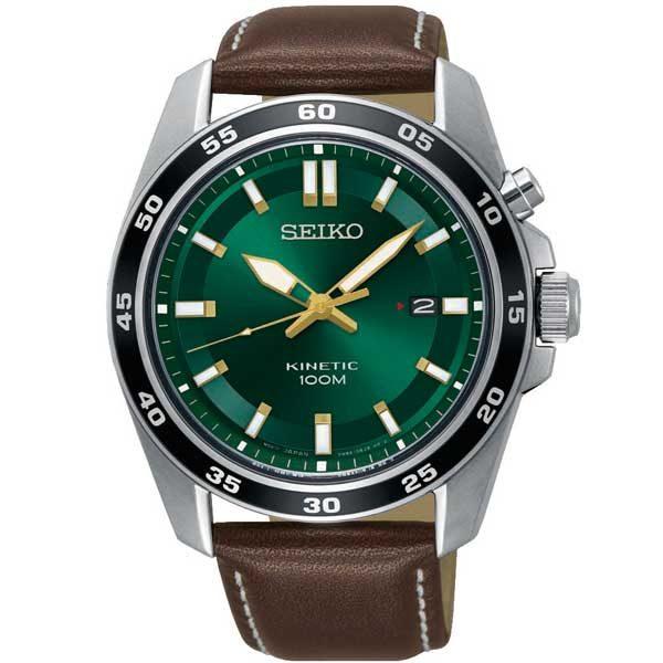 Seiko SKA791P1 Kinetic horloge - Officiële Seiko dealer - SKA791P1