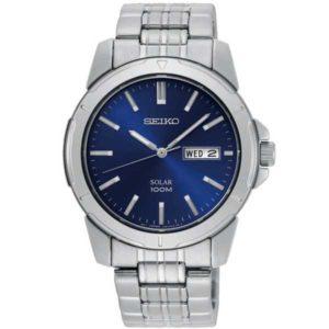 Seiko SNE501P1 solar horloge - Officiële Seiko dealer - Topdealer
