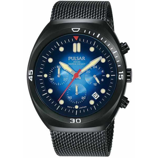 Pulsar PT3951X2 herenhorloge - Officiële Pulsar dealer - PT3951X2