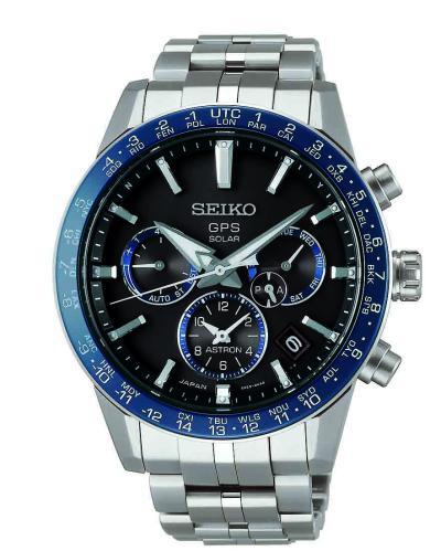Seiko Astron SSH001J1 - GPS horloge op zonne energie